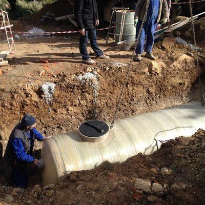 Proyecto de Red de Saneamiento y depuración integral