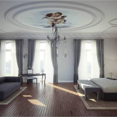 Propuesta para Suite de Hotel con Encanto