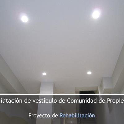 Proyecto de Rehabilitación de Vestíbulo