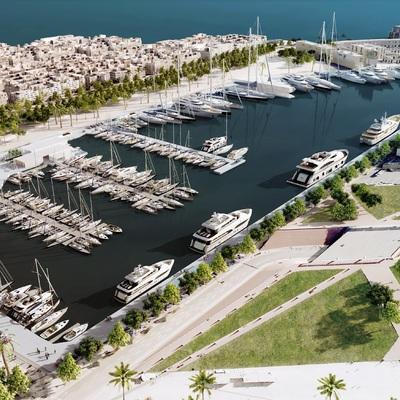 Instalaciones generales y licencias apertura Marina Port Vell