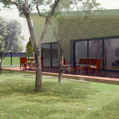 Proyecto de Vivienda en la Cañada Valencia