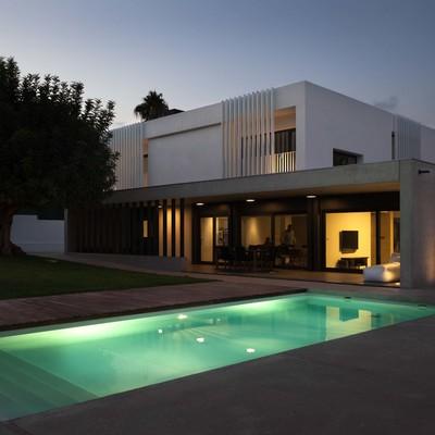Proyecto de vivienda unifamiliar aislada CASA FORMENT. Valencia