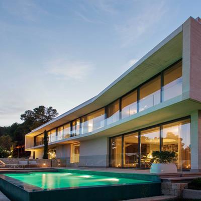 Proyecto de vivienda unifamiliar aislada CASA KLAMAR. Valencia