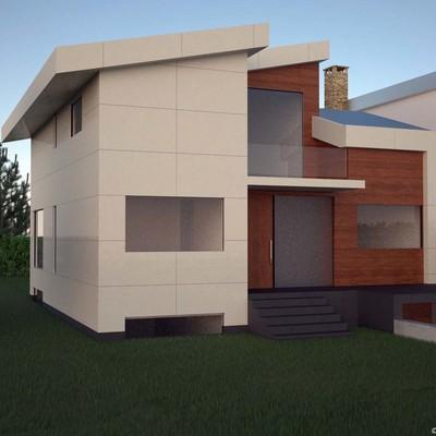 Proyecto de vivienda unifamiliar en Tiebas