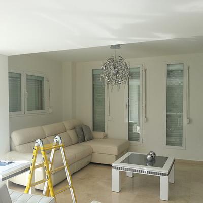 Decorestudio valdemorillo for Estores salon decoracion
