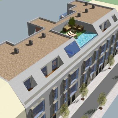 Proyecto edificio en Fuengirola y ejecución de obras