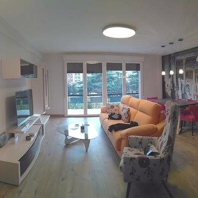 Proyecto en proceso de la decoración e interiorismo de un piso en el Espolón, Centro de Logroño