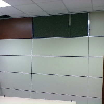 Insonorización División de oficina para despacho de gerencia.