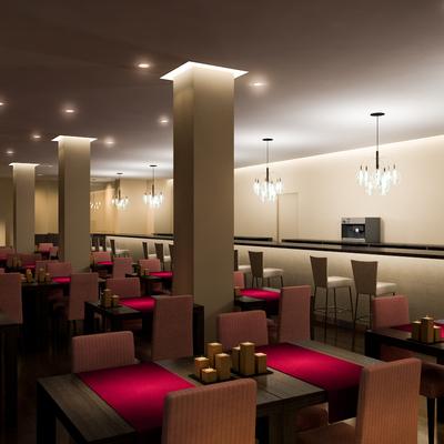 Proyecto Interiores De Restaurante En Barcelona