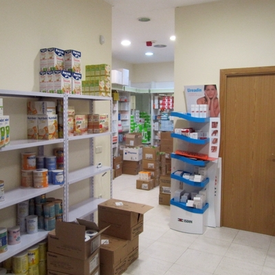 Proyecto licencia apertura farmacia