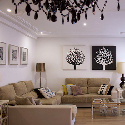 Proyecto Salón - Home Staging