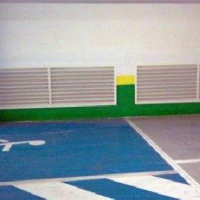 Proyecto Reforma ventilación Aparcamiento Alvedro