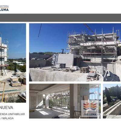 Proyecto y ejecución de vivienda unifamiliar en Marbella