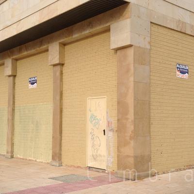Reforma de local comercial en Burgos