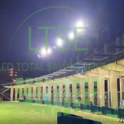 Iluminación LED Campo de Golf Las Palmas de Gran Canaria