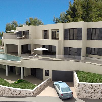 Proyectos Viviendas Unifamiliares por Arquitectos Madrid 04