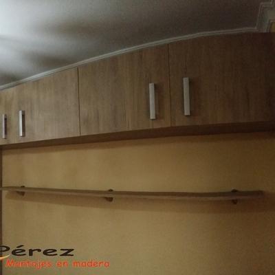 Dormitorio en Melamina