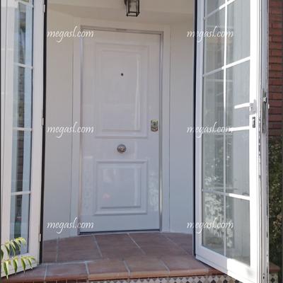 Ideas de cambiar puertas para inspirarte habitissimo - Puerta acorazada madrid ...