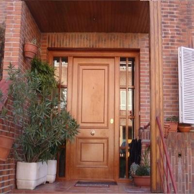 Puertas acorazadas para exterior