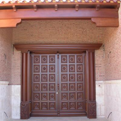 Puertas de Calle para chalet