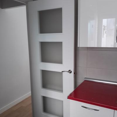 Reforma de un piso en Moratalaz