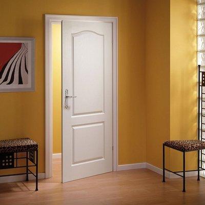puerta con jamba