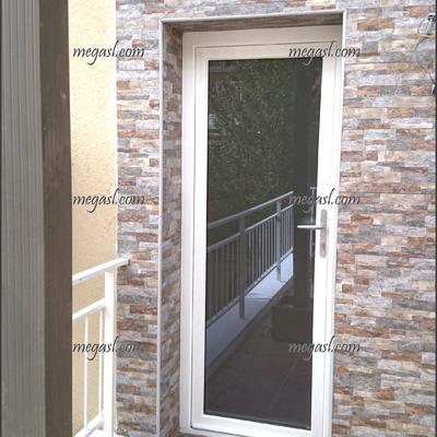 Cambio de puerta de terraza o balcón exterior en Madrid