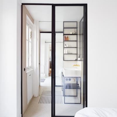 Un apartamento parisino que apuesta por la continuidad