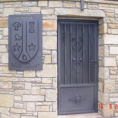 Presupuesto hacer puerta de forja online habitissimo - Puertas para porches ...