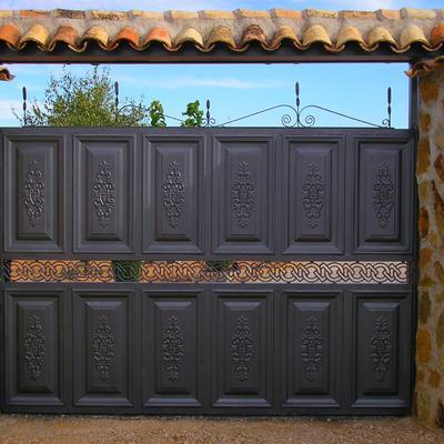 Puerta garaje diseño