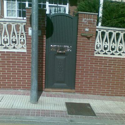 Puertas de cancela