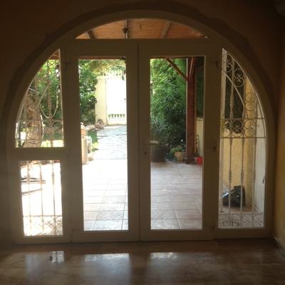 Renovación de puerta de entrada, Finstral