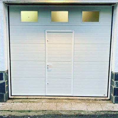 Montaje de puertas y Motorización