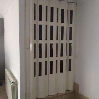 Puerta separadora aislante, Albacete