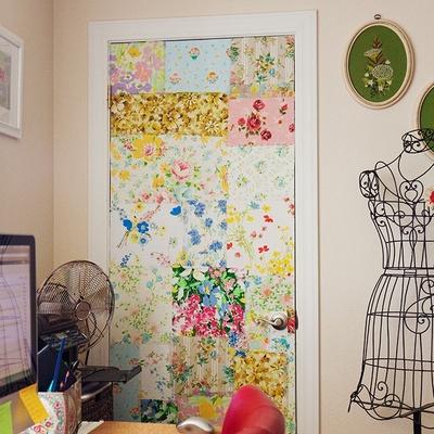 Ideas de ventanas y puertas para inspirarte habitissimo for Papel pintado puertas