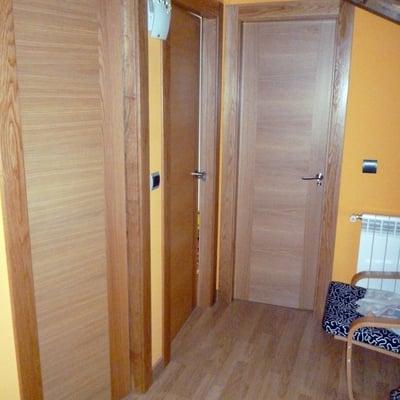 Como colocar una puerta de interior cheap presupuesto - Como poner puertas correderas ...