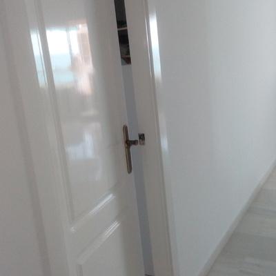 Lacado de puertas y armarios