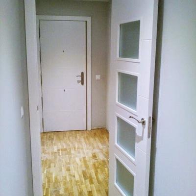 Puertas interiores lacadas
