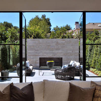 Puertas terraza