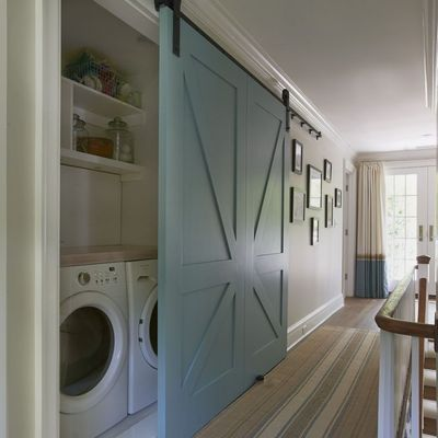Puertas de tipo granero para decorar interiores ¡ Son irresistibles!