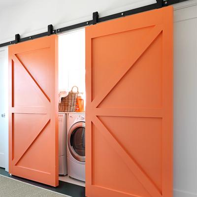 Ideas de puertas interior para inspirarte habitissimo for Puertas tipo granero