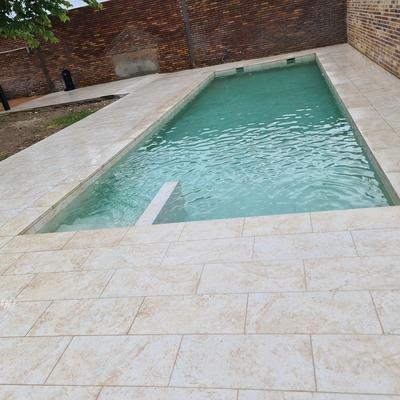 Reforma piscina Griñon