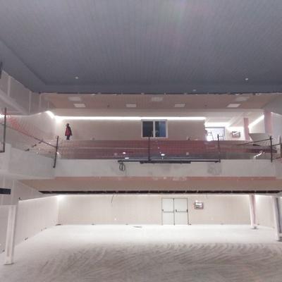 Instalacion Electrica Teatro Alberic