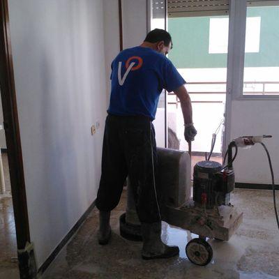 Limpiezas y pulidos de suelos