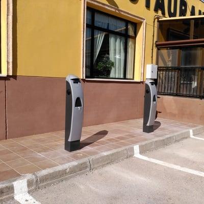 Instalación Puntos de Recarga para Vehículo Eléctrico