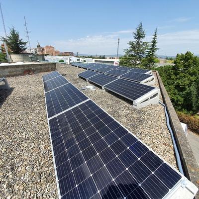 Instalación de placas fotovoltaicas de Autoconsumo en Pymes