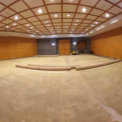Reforma Integral de piso en Salón de eventos