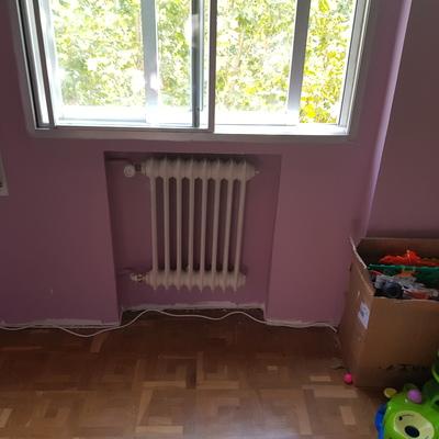 Cambio radiadores