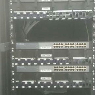 Instalacion de red de datos en oficinas comerciales