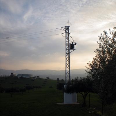Proyecto de ramal de media tensión y centro de transformación de 50kVAs